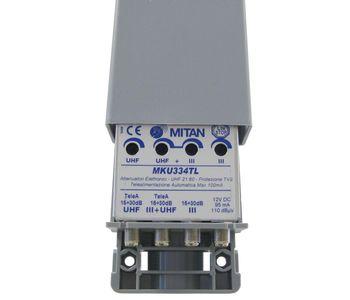 Serie PRO 110 dBμV